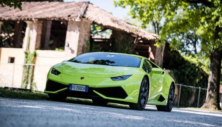 Lamborghini Huracán LP 640-4: La nostra prova su strada - Foto 1 di 19