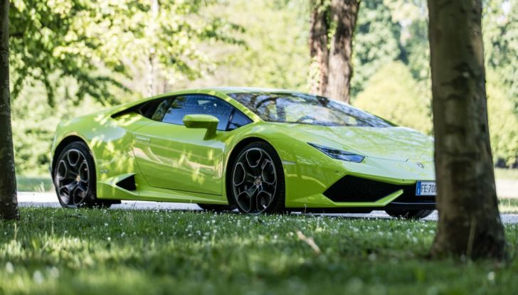 Lamborghini Huracán LP 640-4: La nostra prova su strada - Foto 8 di 19