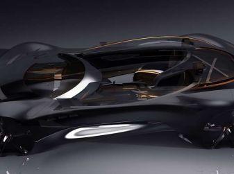 Maserati Hommage, la GT del futuro