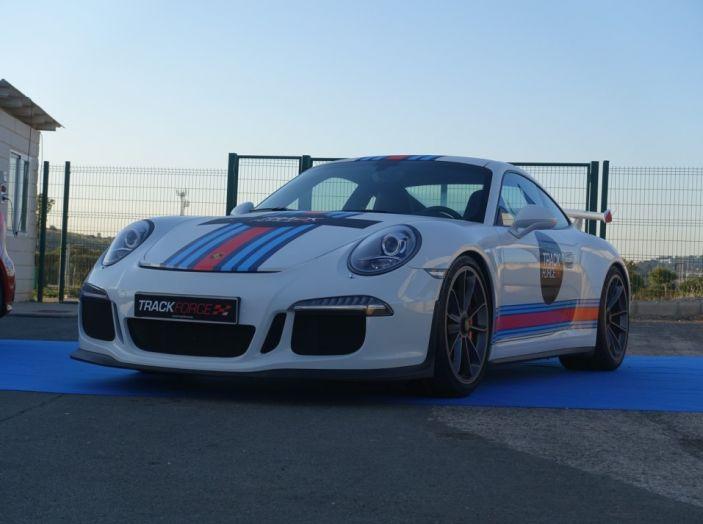 Test in pista Michelin Pilot Sport 4S, per vetture ad alte prestazioni