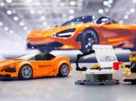 Nuova McLaren 720S Speed Champions LEGO in vendita a €14.99