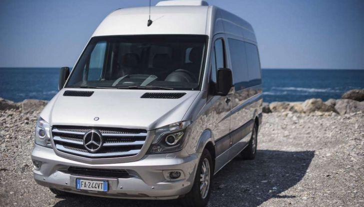 Nuovo Mercedes-Benz Sprinter: più efficienza, sicurezza e comfort - Foto 4 di 8