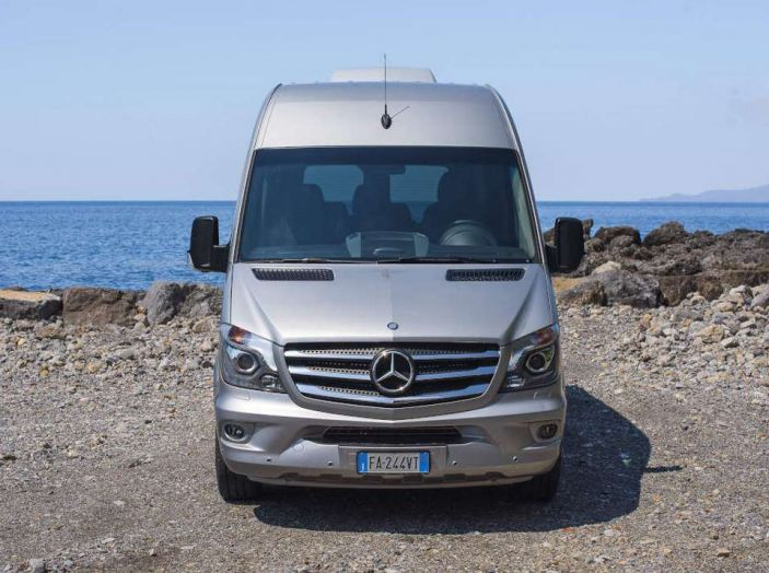 Nuovo Mercedes-Benz Sprinter: più efficienza, sicurezza e comfort - Foto 3 di 8