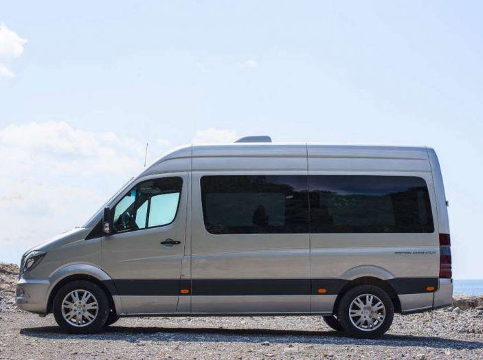 Nuovo Mercedes-Benz Sprinter: più efficienza, sicurezza e comfort - Foto 5 di 8