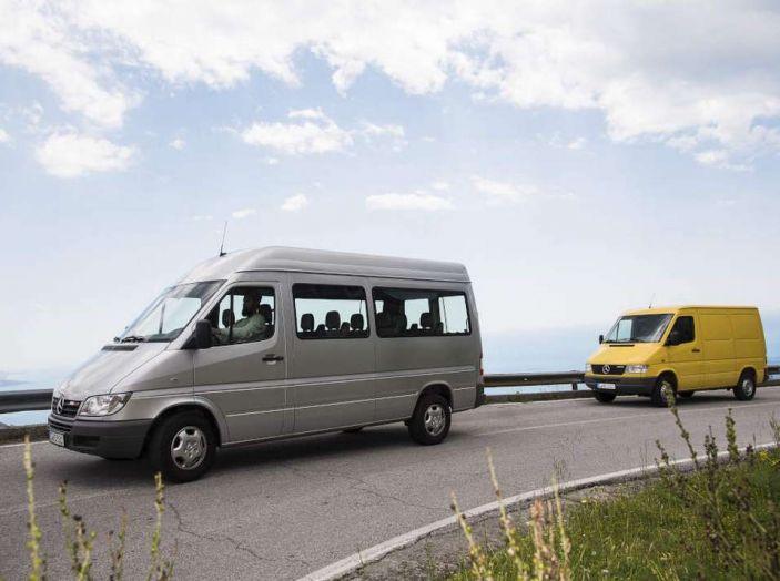 Nuovo Mercedes-Benz Sprinter: più efficienza, sicurezza e comfort - Foto 6 di 8