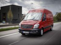 Nuovo Mercedes-Benz Sprinter: più efficienza, sicurezza e comfort