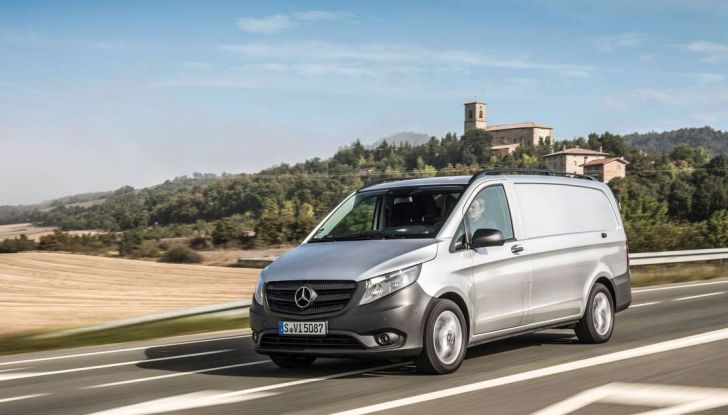 Nuovo Mercedes Vito: allestimenti e versioni - Foto 1 di 8