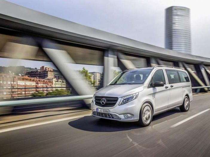 Nuovo Mercedes Vito: allestimenti e versioni - Foto 3 di 8