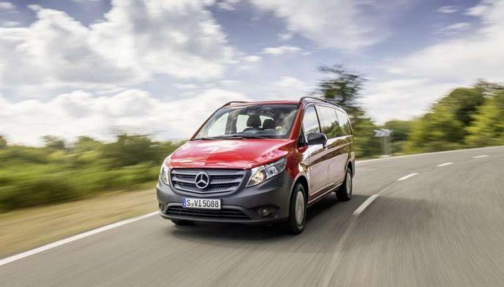 Nuovo Mercedes Vito: allestimenti e versioni - Foto 4 di 8