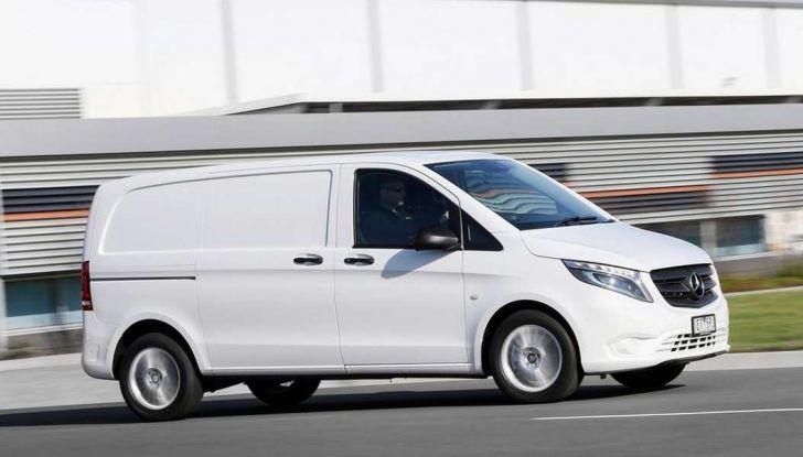 Nuovo Mercedes Vito: allestimenti e versioni - Foto 7 di 8