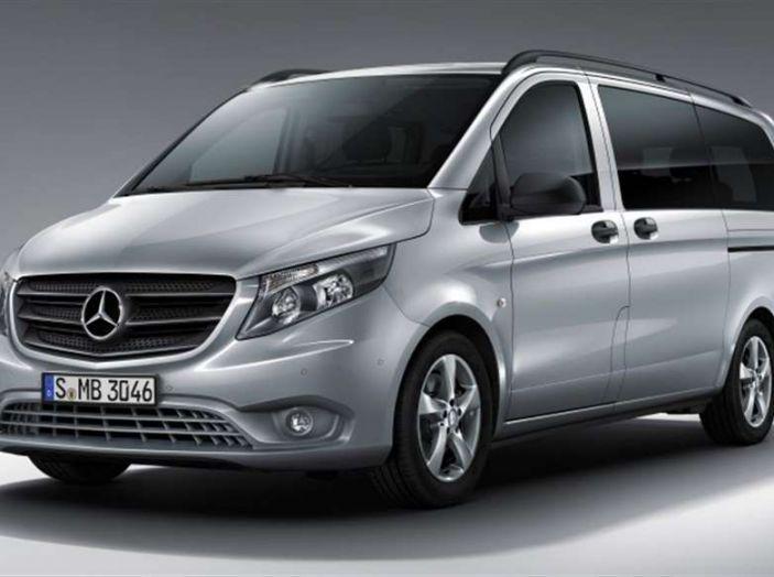 Nuovo Mercedes Vito: allestimenti e versioni - Foto 8 di 8