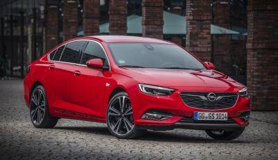 Opel Insignia Grand Sport: prova su strada dell'ammiraglia teutonica