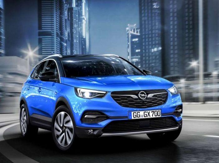 Opel Grandland X - Foto 2 di 10