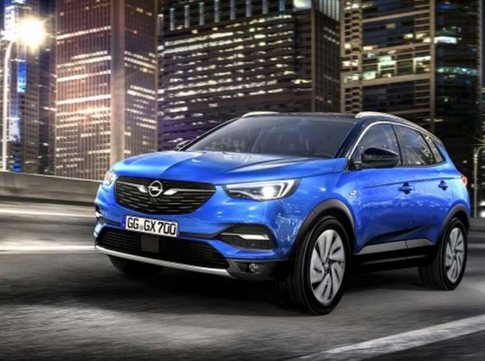 Opel Grandland X - Foto 4 di 10