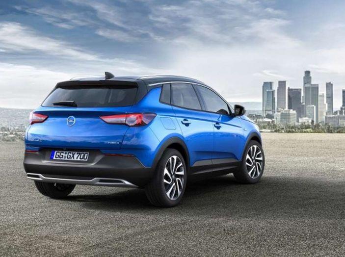 Opel Grandland X - Foto 3 di 10