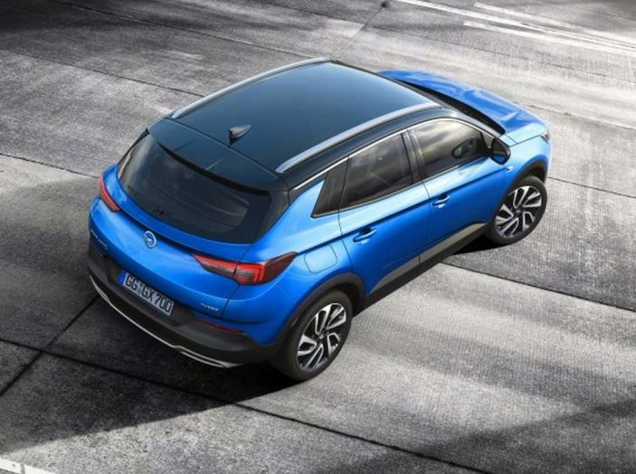 Opel Grandland X - Foto 6 di 10