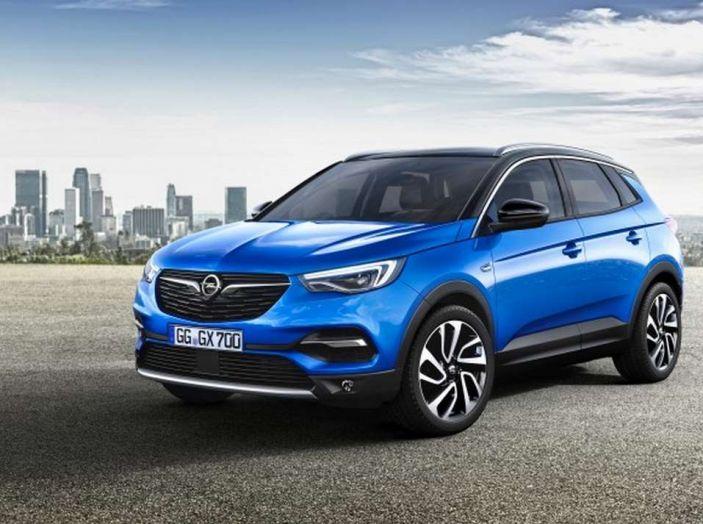 Opel Grandland X - Foto 1 di 10