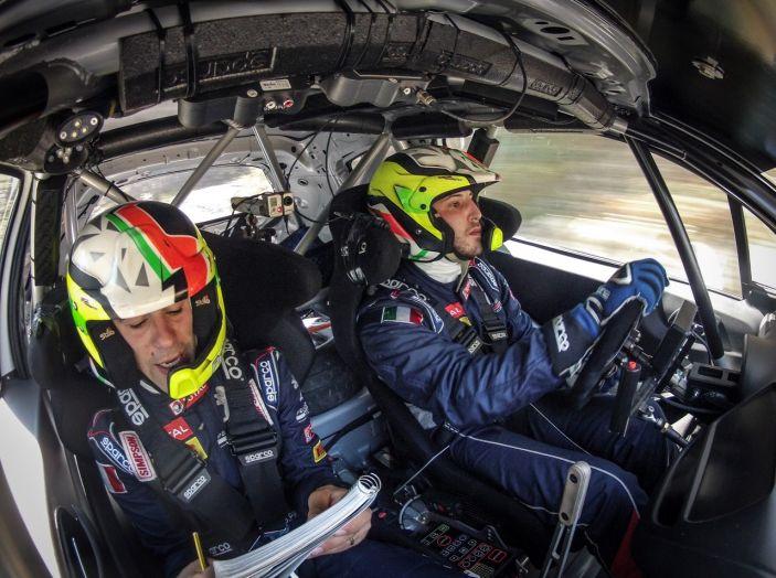 Rally di Sanremo – Peugeot archivia la Tappa 1 in testa - Foto 6 di 8