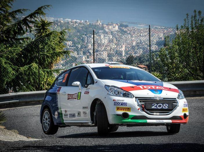 Rally di Sanremo – Peugeot archivia la Tappa 1 in testa - Foto 7 di 8
