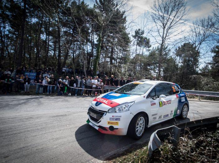 Rally di Sanremo – Peugeot archivia la Tappa 1 in testa - Foto 8 di 8