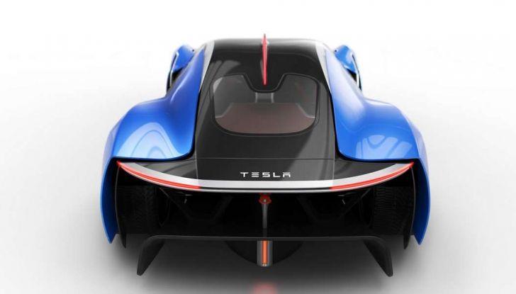 Novità Tesla dal 2018 al 2020: in arrivo crossover Model Y, Truck Semi e Pick-Up - Foto 14 di 15