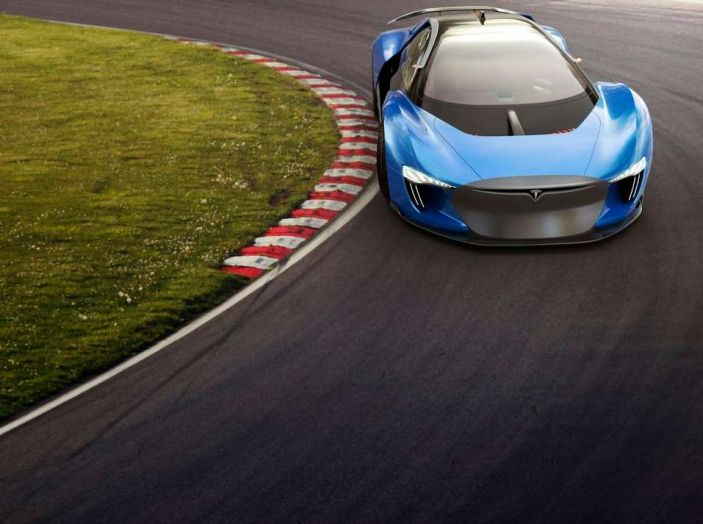 Novità Tesla dal 2018 al 2020: in arrivo crossover Model Y, Truck Semi e Pick-Up - Foto 6 di 15
