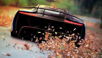 Tesla del futuro: il rendering dell'auto elettrica del 2025