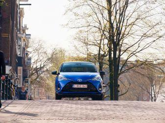 Nuova Toyota Yaris Hybrid 2017: prova su strada, consumi e prestazioni