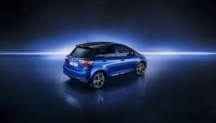 Nuova Toyota Yaris Hybrid 2017: prova su strada, consumi e prestazioni - Foto 12 di 25