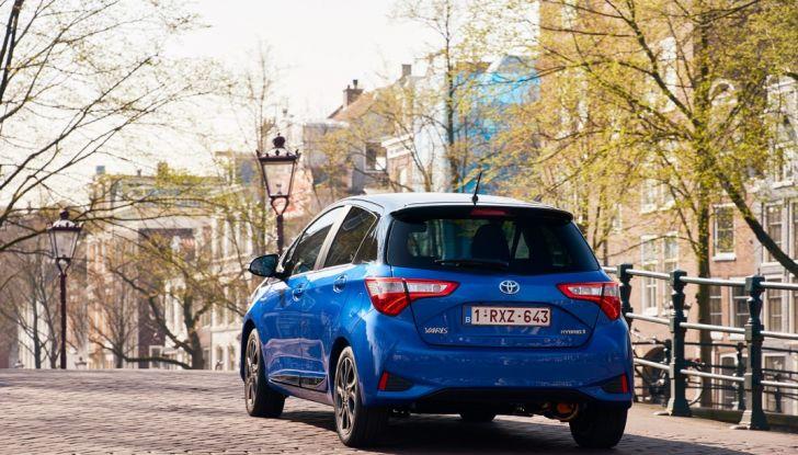 Nuova Toyota Yaris Hybrid 2017: prova su strada, consumi e prestazioni - Foto 6 di 25