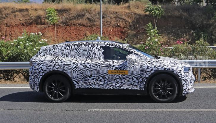 Volkswagen ID Crozz, l'auto elettrica del 2020 - Foto 9 di 22