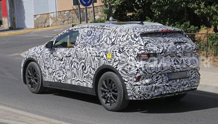 Volkswagen ID Crozz, l'auto elettrica del 2020 - Foto 7 di 22