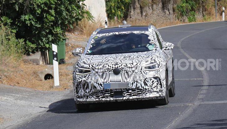 Volkswagen ID Crozz, l'auto elettrica del 2020 - Foto 2 di 22