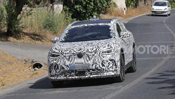 Volkswagen ID Crozz, l'auto elettrica del 2020 - Foto 1 di 22