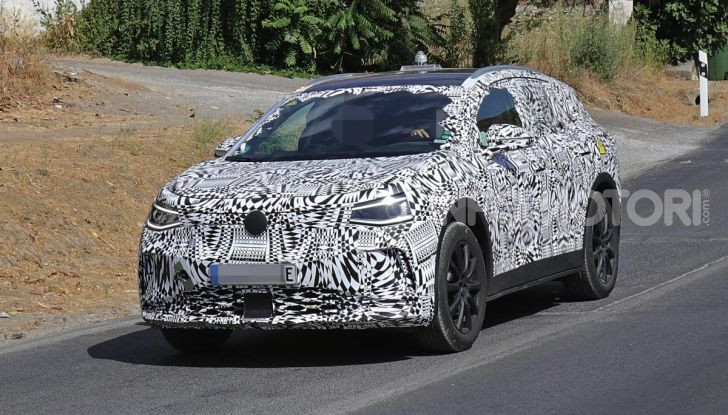 Volkswagen ID Crozz, l'auto elettrica del 2020 - Foto 3 di 22