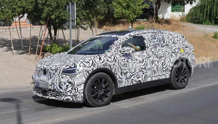 Volkswagen ID Crozz, l'auto elettrica del 2020 - Foto 4 di 22