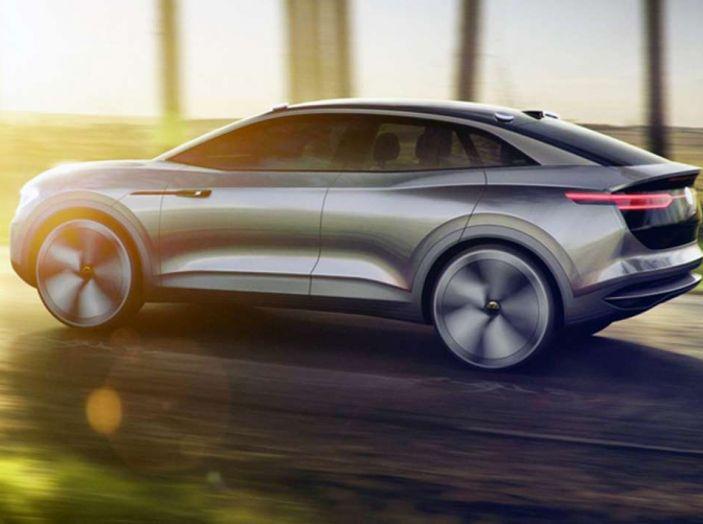 Volkswagen ID Crozz, l'auto elettrica del 2020 - Foto 5 di 10