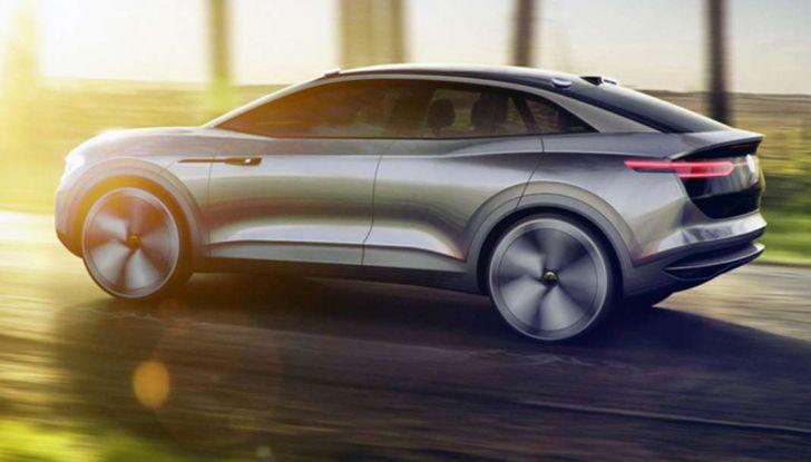 Volkswagen ID Crozz, l'auto elettrica del 2020 - Foto 17 di 22