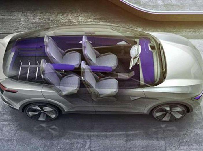 Volkswagen ID Crozz, l'auto elettrica del 2020 - Foto 10 di 10