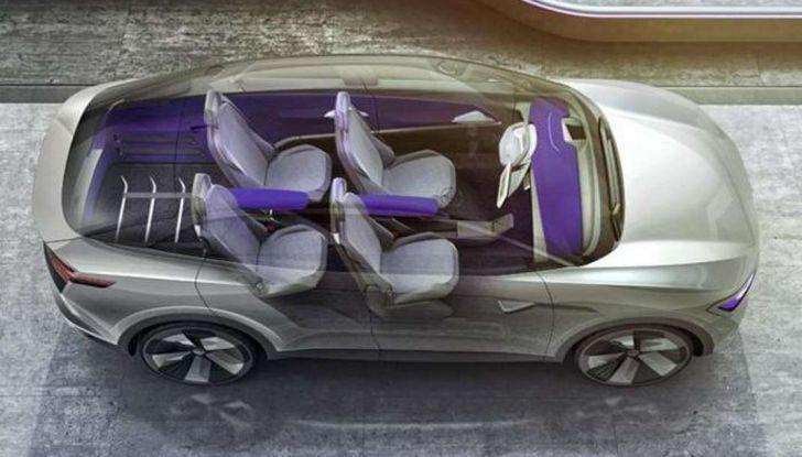 Volkswagen ID Crozz, l'auto elettrica del 2020 - Foto 21 di 22