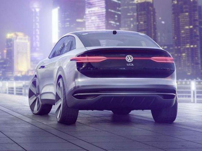 Volkswagen ID Crozz, l'auto elettrica del 2020 - Foto 3 di 10