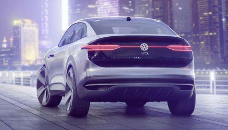 Volkswagen ID Crozz, l'auto elettrica del 2020 - Foto 15 di 22