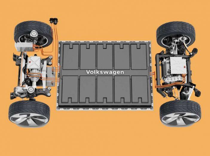Volkswagen ID Crozz, l'auto elettrica del 2020 - Foto 6 di 10