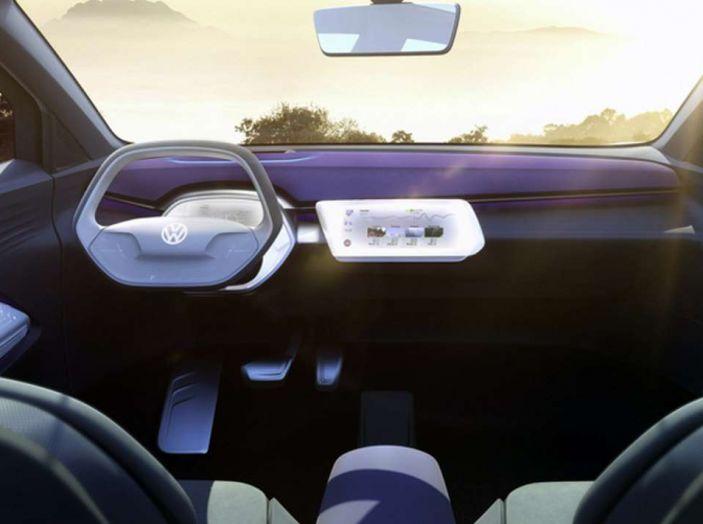 Volkswagen ID Crozz, l'auto elettrica del 2020 - Foto 7 di 10