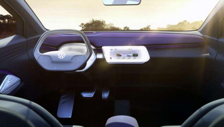 Volkswagen ID Crozz, l'auto elettrica del 2020 - Foto 19 di 22