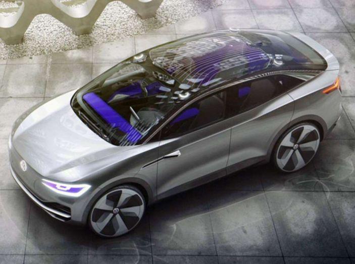Volkswagen ID Crozz, l'auto elettrica del 2020 - Foto 4 di 10