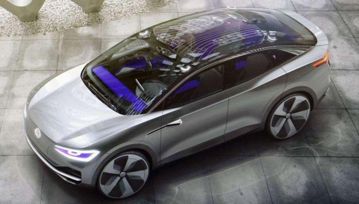Volkswagen ID Crozz, l'auto elettrica del 2020 - Foto 16 di 22