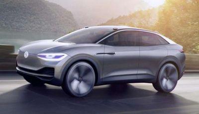 Volkswagen ID Crozz, l'auto elettrica del 2020