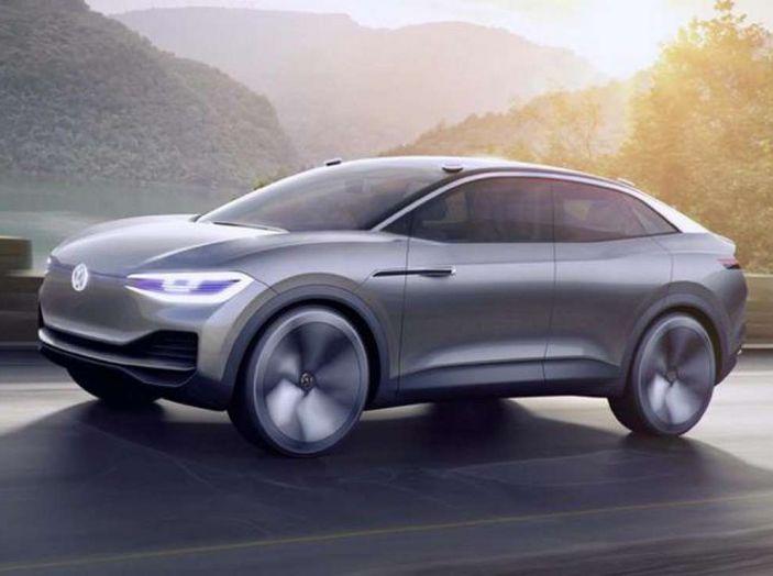 Volkswagen ID Crozz, l'auto elettrica del 2020 - Foto 1 di 10