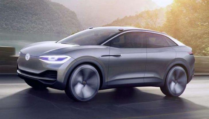 Volkswagen ID Crozz, l'auto elettrica del 2020 - Foto 13 di 22